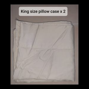 Other - 🧚‍♀️ 4 for $15🧚‍♀️ King pillow case x 2